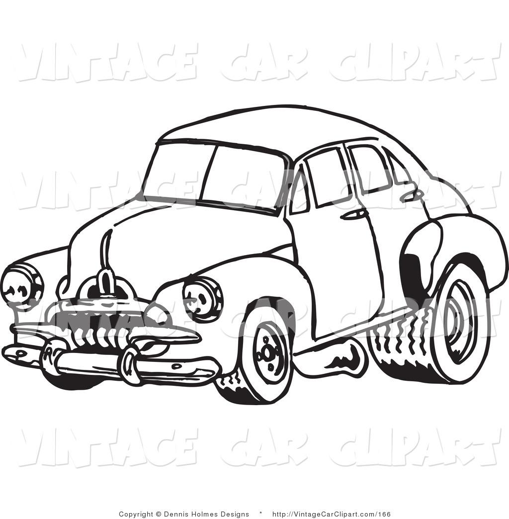 1024x1044 Race Car Clipart Classic Car