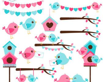 340x270 Love Birds Etsy