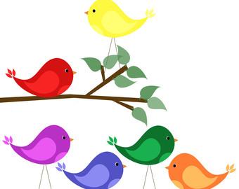 340x270 Free Printable Bird Clipart