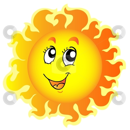 450x450 Cute Clipart Sun Collection