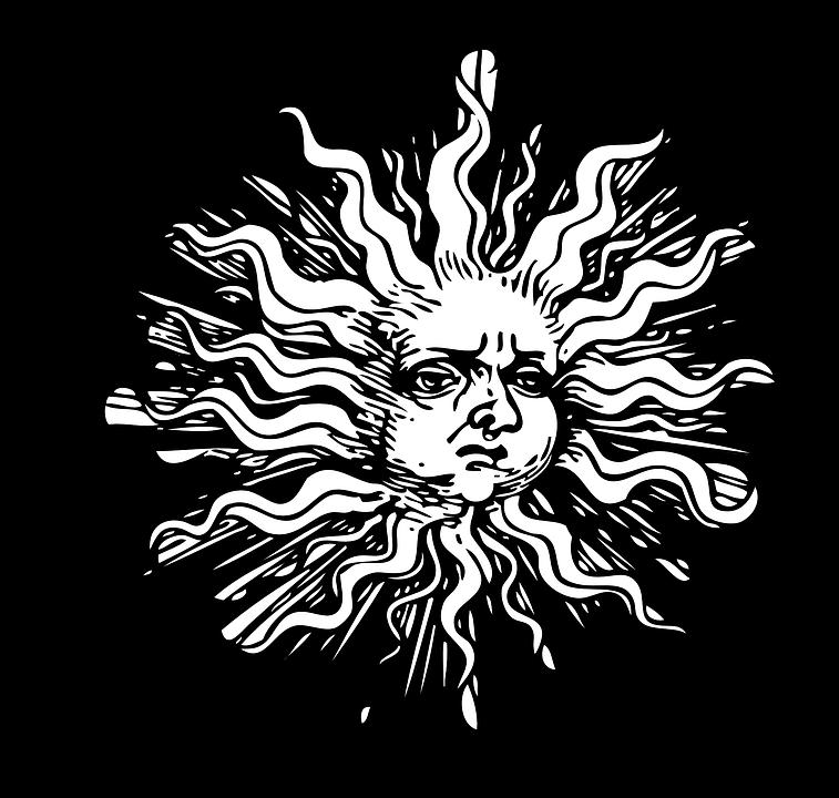 757x720 Pagan Clipart Sun