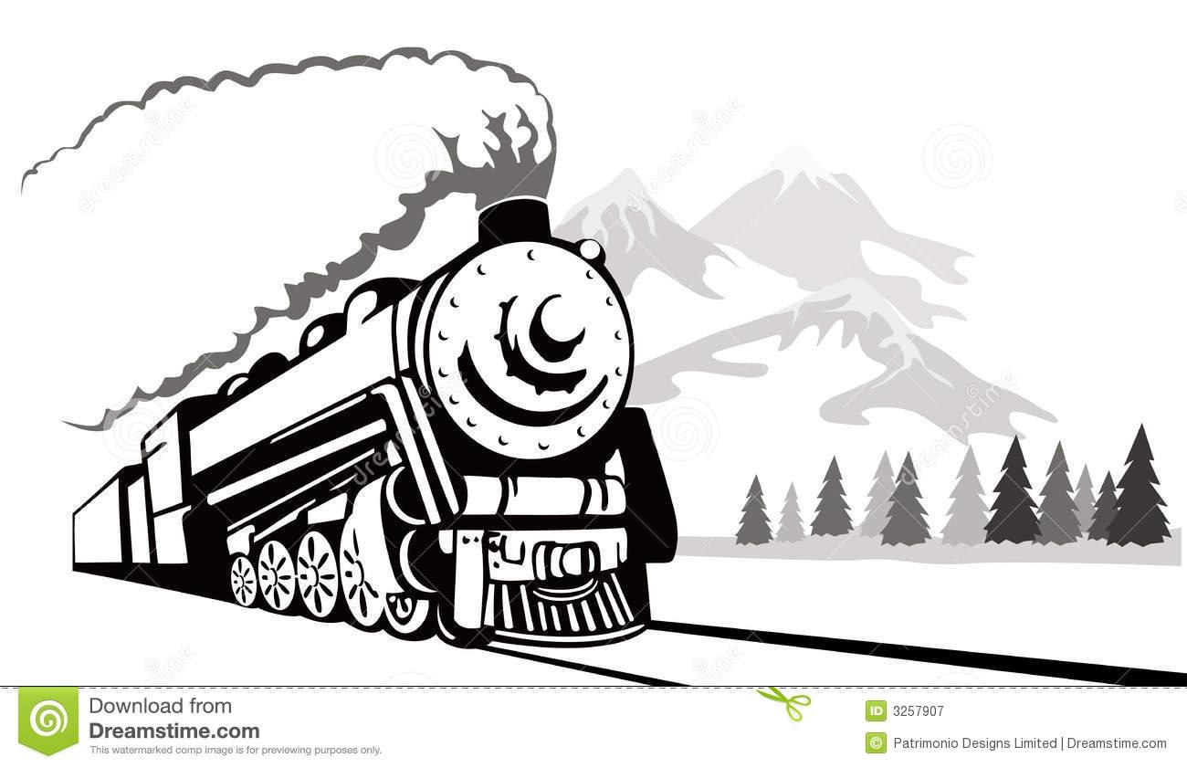 1300x841 Train Travel Clip Art Cliparts