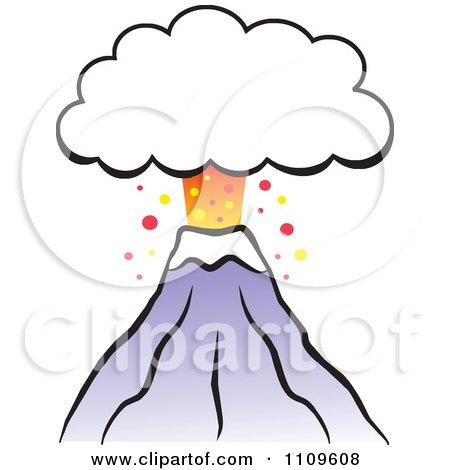 450x470 Volcano Smoke Clip Art Cliparts