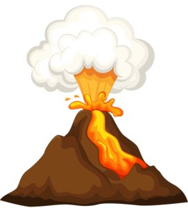 271x300 The Best Volcano Clipart Ideas Logos Examples