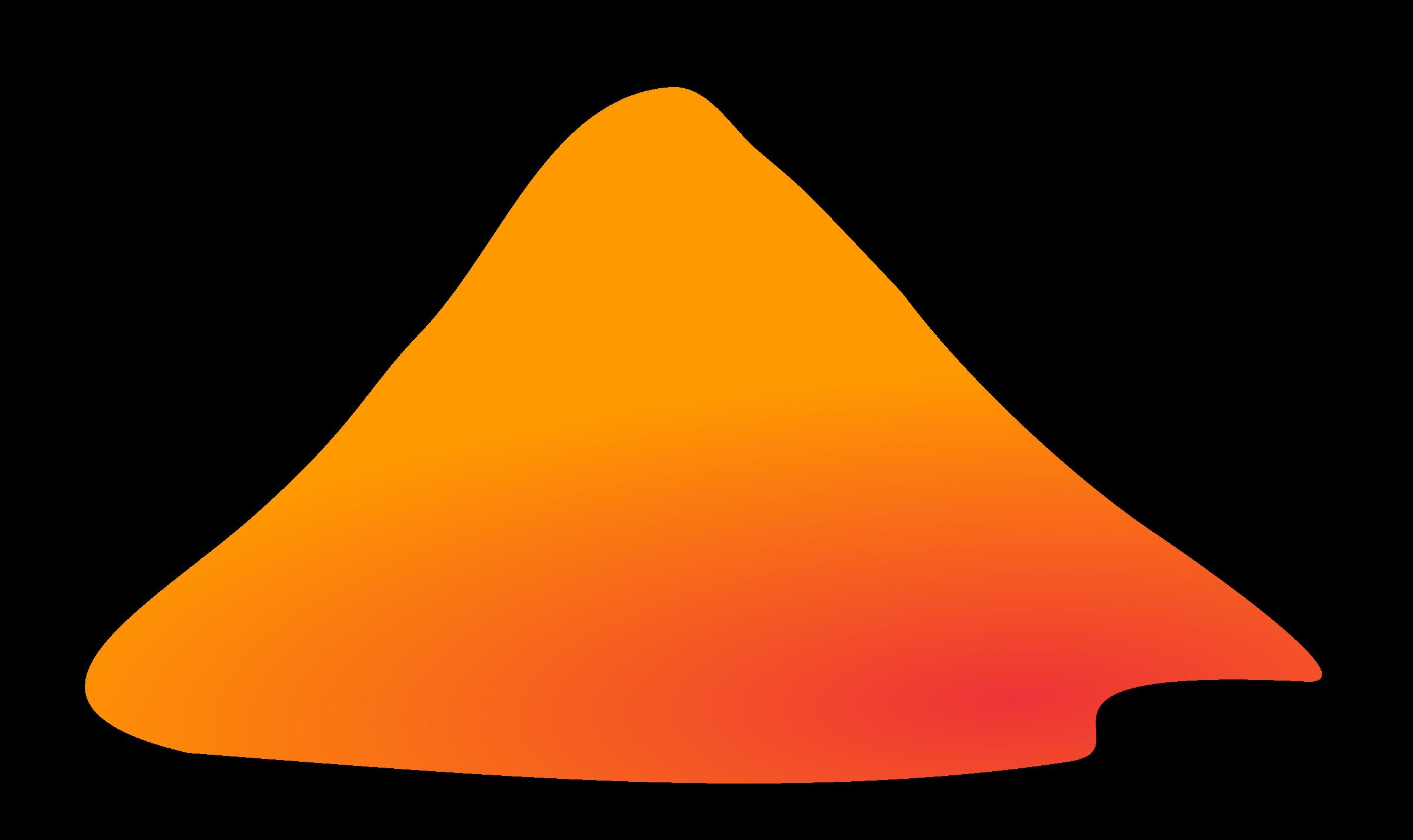 2400x1428 Volcano Clipart Fire Clip Art