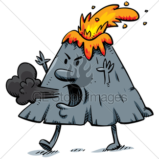 325x325 Volcano Gl Stock Images