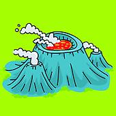 170x170 Dormant Volcano Clipart