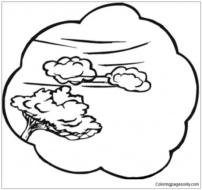 663x623 Storm 1 Coloring Page