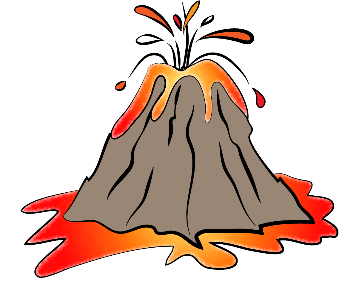 1203x1001 Volcano Png Transparent Images Png All