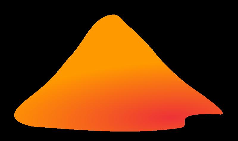 800x476 Dormant Volcano Clipart
