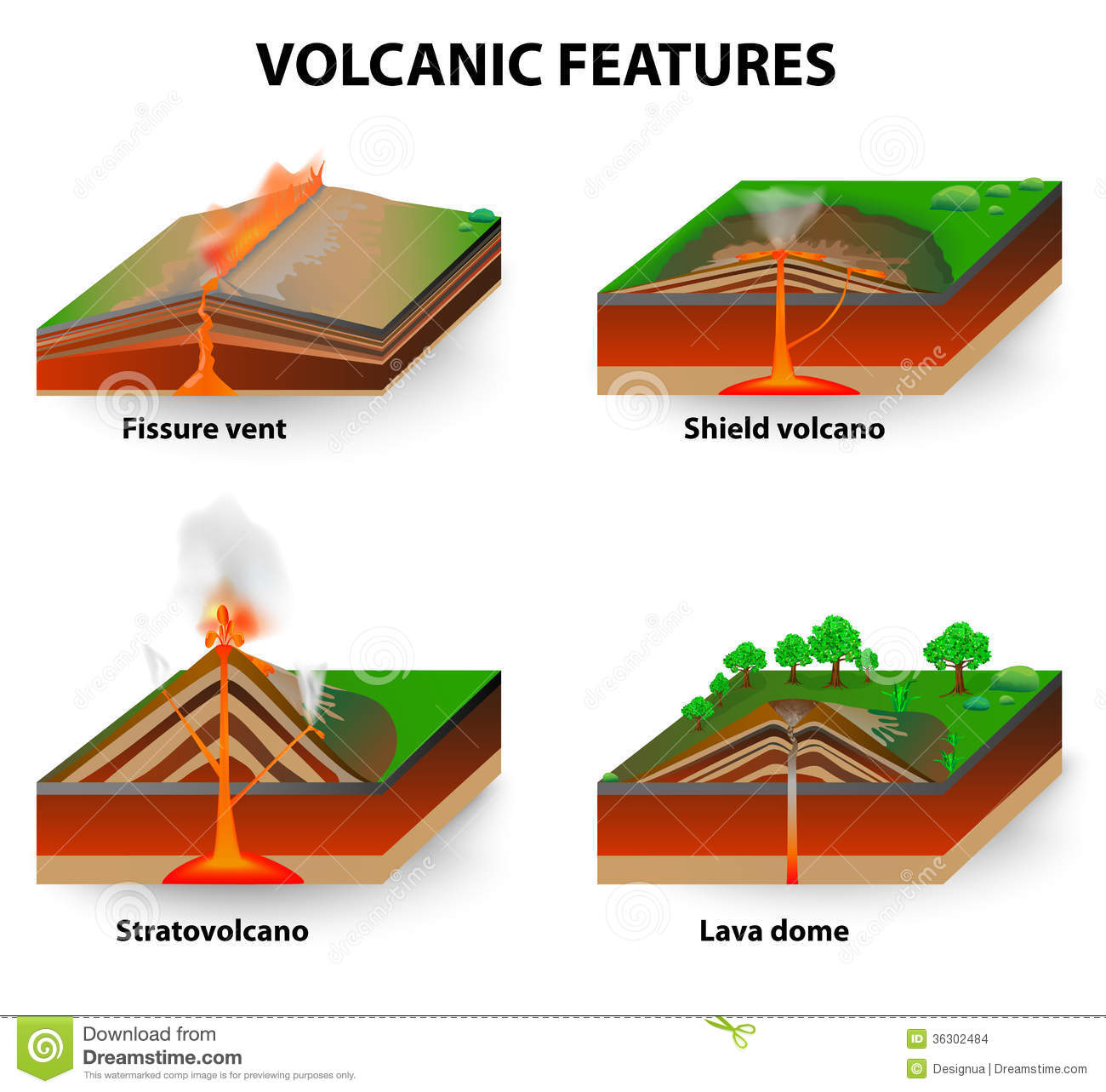 1300x1283 Shield Volcano Clipart
