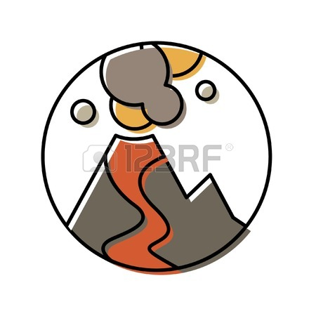 450x450 695 Volcanic Ash Stock Vector Illustration And Royalty Free