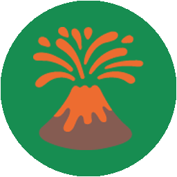 256x256 Volcanoes