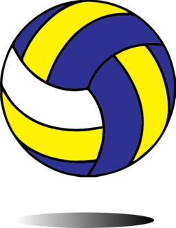 Volleyball Ball Clipart | Free download best Volleyball ...