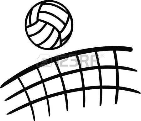450x386 Top 71 Volleyball Clip Art