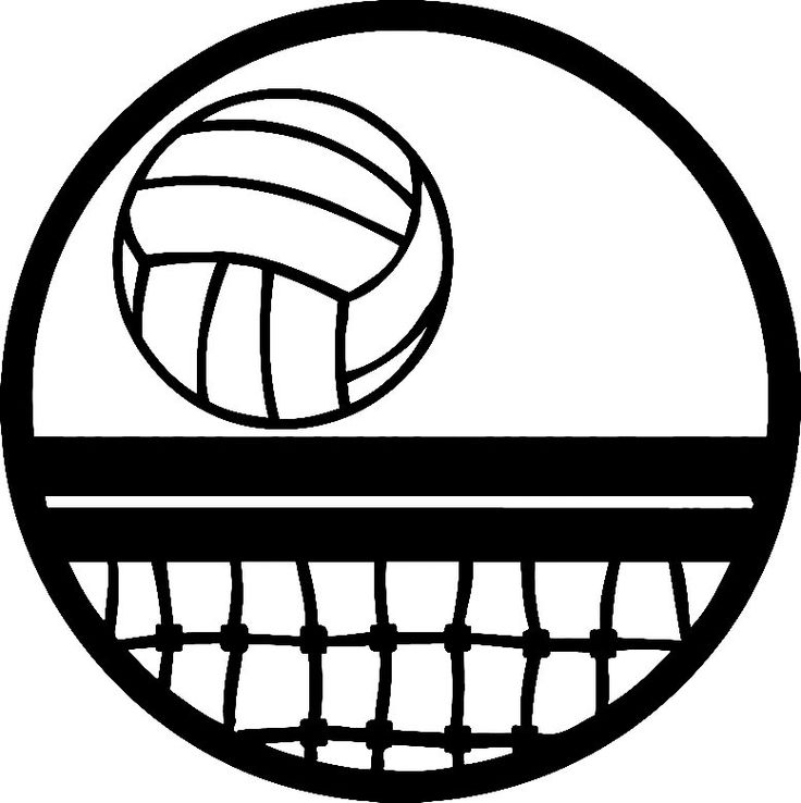 736x738 Volleyball Images Clip Art
