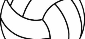 272x125 Volleyball Clipart Images