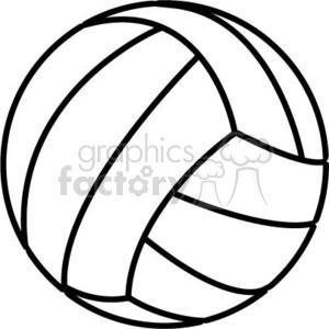 300x300 Clip Art Sports Volleyball And More Related Vector Clipart