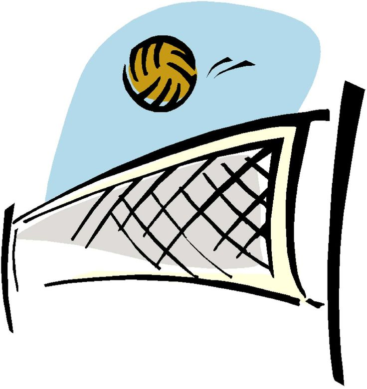 Volleyball Clipart Free Download Best Volleyball Clipart On