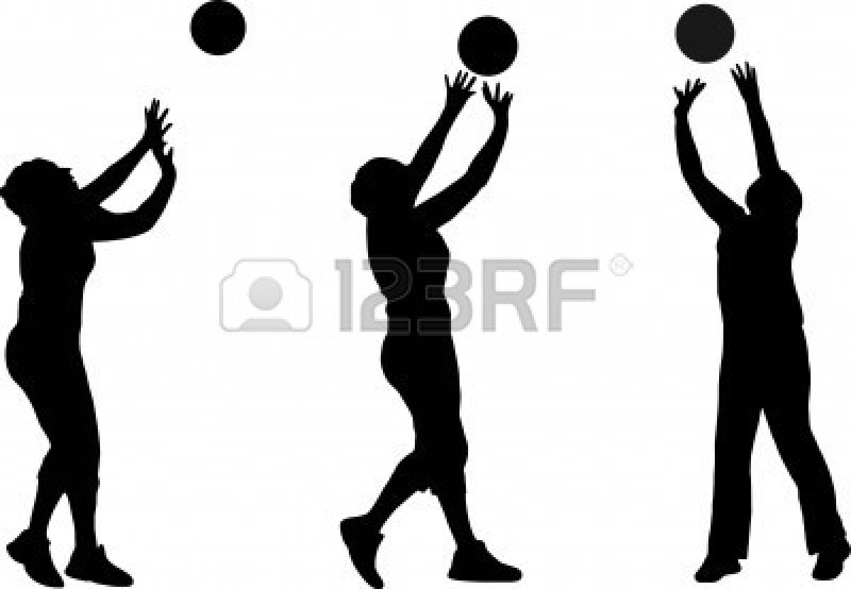 1200x831 Spike volleyball clipart, explore pictures