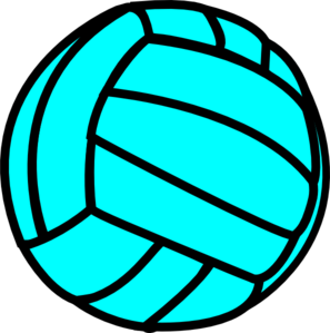 297x299 Volleyball Clip Art