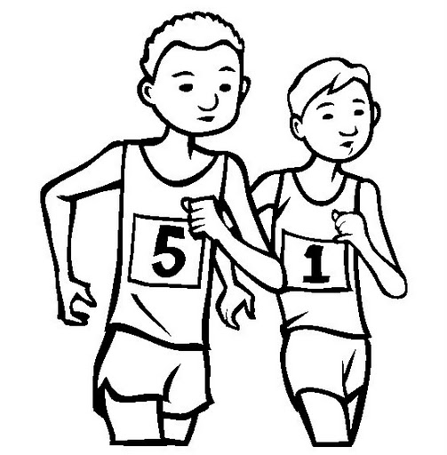 503x512 Sport Sports Coloring Pages Volleyball Sports Coloring Pages Sports