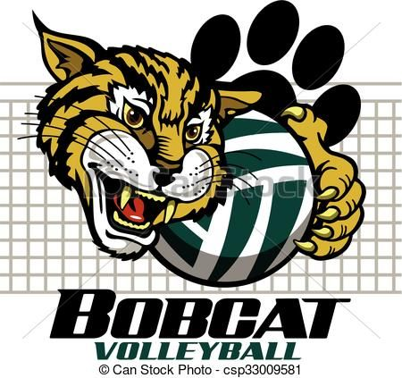 Volleyball Graphics Clipart