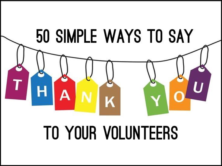736x551 Graphics For Volunteer Luncheon Graphics