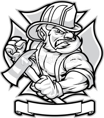 334x380 Firefighter Tattoo Designs Clip Art Aug Freeinternets