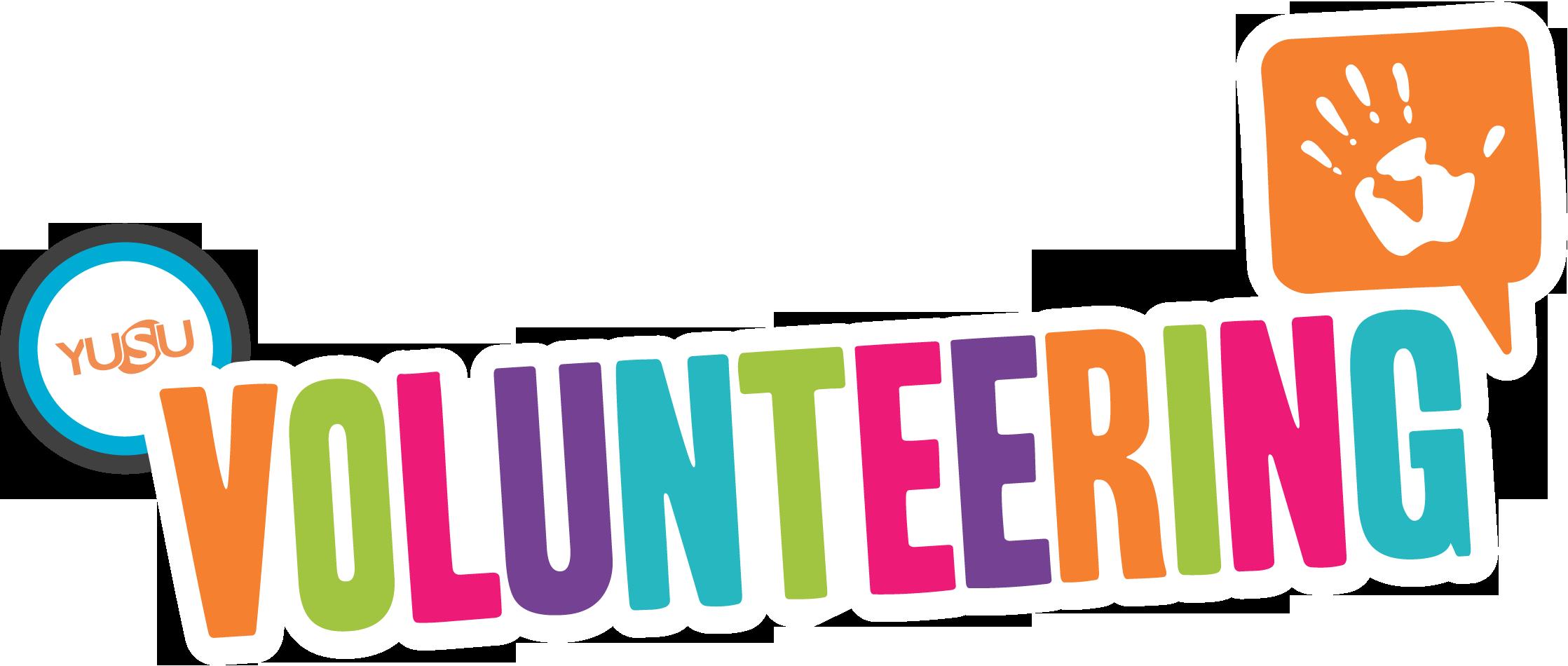 2237x950 Volunteering @ University Of York Students' Union
