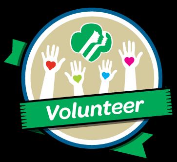 363x332 Volunteer Digital Badge You Can Share On Social Media )! Diy