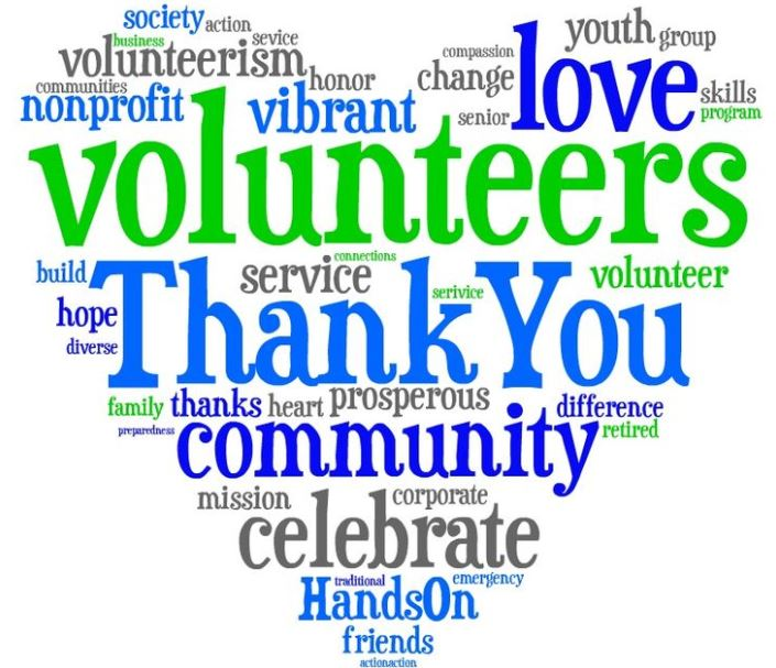 705x607 April Is National Volunteer Month!