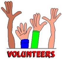 210x200 Volunteer Graphics Clip Art