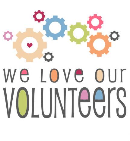 431x468 Volunteers