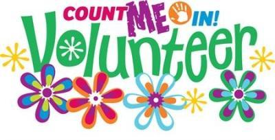400x204 Free Clipart School Volunteers