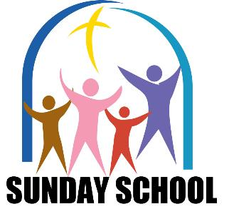 322x300 Children Sunday School Volunteer Clipart