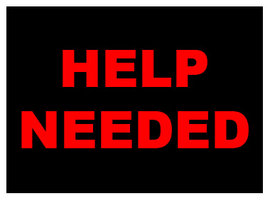 380x282 Help Wanted Adult Volunteers Needed! Gifts To Give