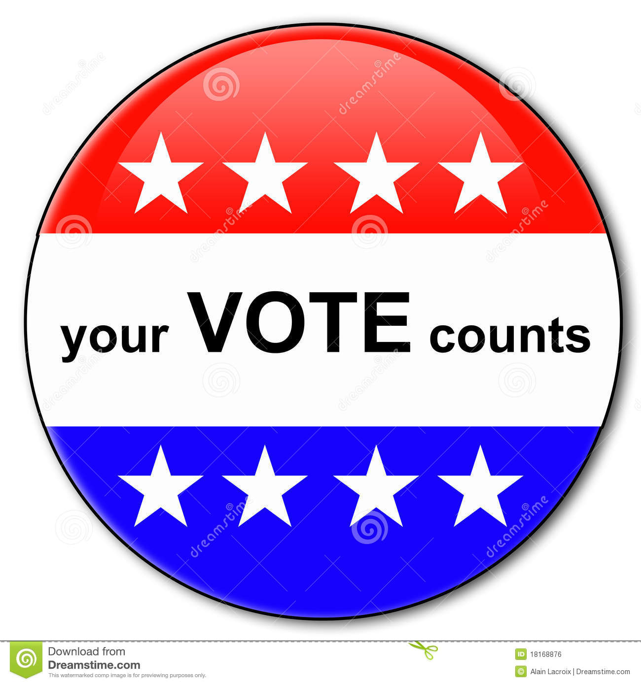 1300x1390 Free Vote Clipart Images