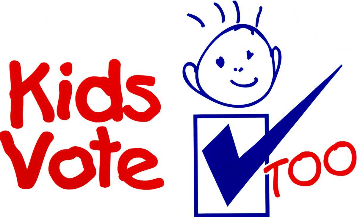 1200x732 Kids Vote Clipart