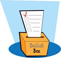 210x201 Vote Cliparts Free#272579