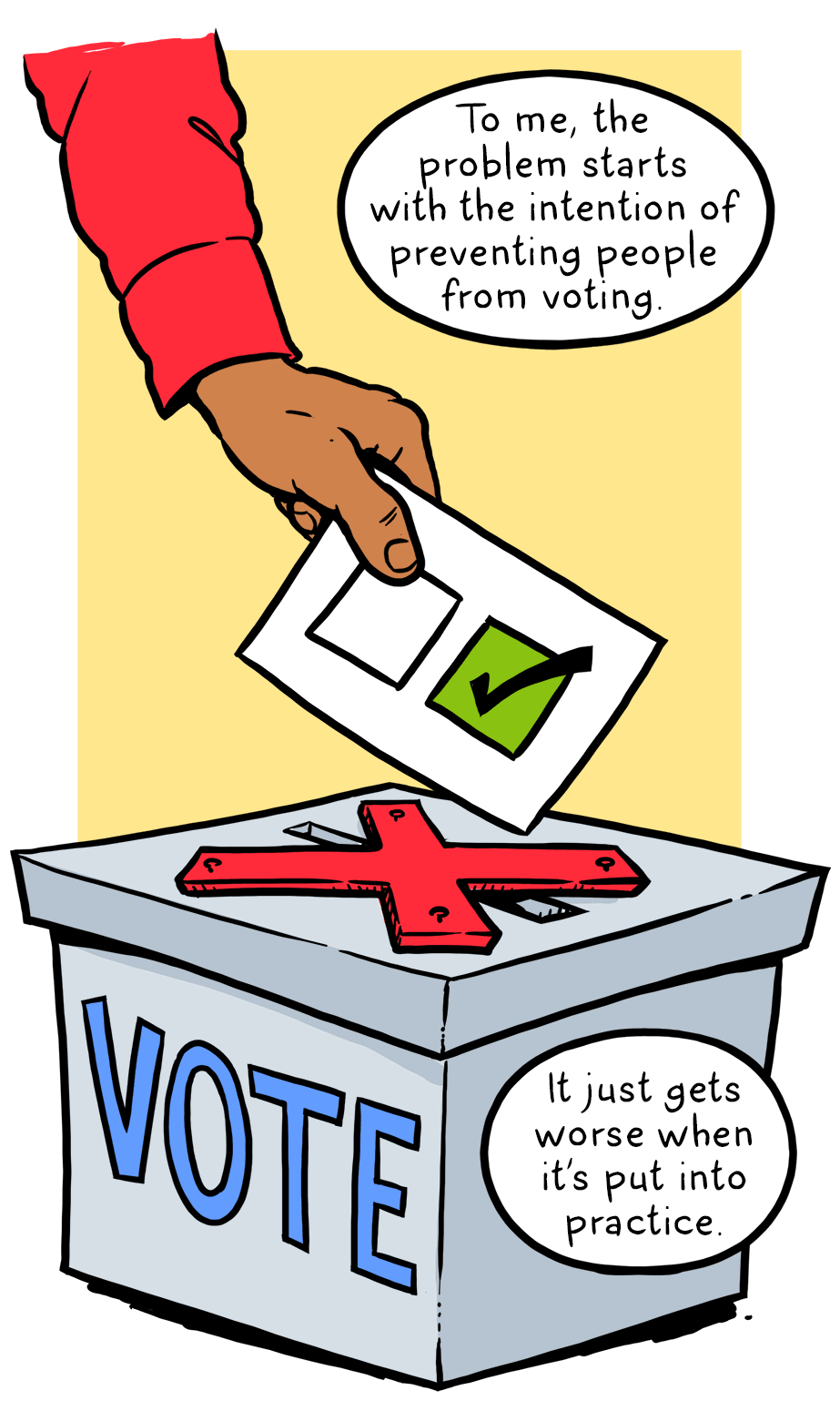 923x1550 The Voting Rights Act Was Gutted. Here's What Happened Next.