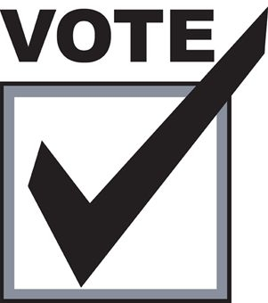 301x340 Vote Clipart Free Clipartson