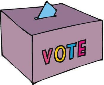 350x288 Vote Clipart 2114254