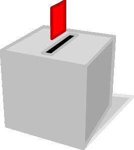 267x299 Ballot Voting Box Clip Art