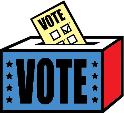 432x395 Free Clipart Voting Ballot