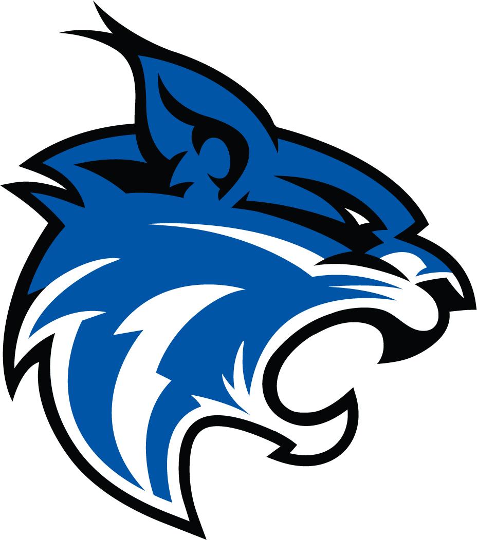 928x1052 Blue Wildcats Clipart