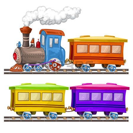 450x450 Locomotive Clipart Train Wagon