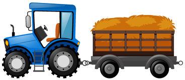 368x160 Tractor Clipart Hay Wagon