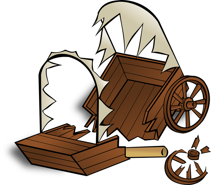 822x720 Wagon Clipart Caravan