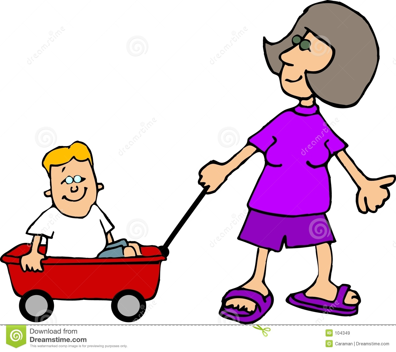 1300x1155 Wagon Clipart Kid Wagon